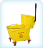 Sidepress Mop Bucket