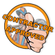 Contractor approved mark