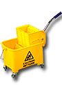 Bucket Wringer Mop bucket