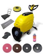 "Automatic Floor Scrubber 18"" JL E with vehicle loading KIT"