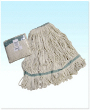 ABCO DELUXE LOOPED MOP Medium Cotton