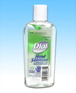 Dial Instant 4oz Hand sanitizer