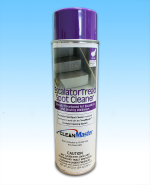 ESCALATOR TREAD SPOT CLEANER Aerosol 12EA/CASE