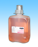 GOJO LUXURY FOAM HANDWASH 2000 ML 2EA/CASE