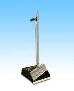 LOBBY Dustpan & Broom Plastic