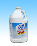 Lysol Heavy Duty Bathroom Cleaner with Disinfectant and Deodorant