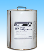 Misty Imperial Wood & Gym Finish 5-Gallons (Sealer)