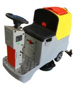 "26"" Ride-on auto scrubber (Double Brush)"