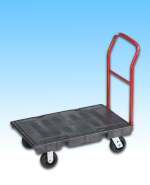 "Rubbermaid Platform Truck 24""x36"""