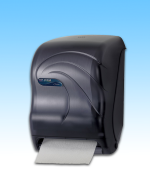 JL Tear-N-Dry Wave Style Towel Dispenser