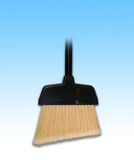 Lobby Toy Broom Beige