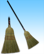 JANITOR/WAREHOUSE BROOM