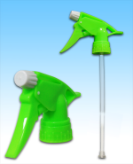 Trigger Sprayer Light Green