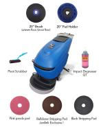 "Automatic Floor Scrubber JL 20"" B KIT"
