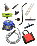 JL Perfect Vacuum KIT for Car Cleaning/Detailing