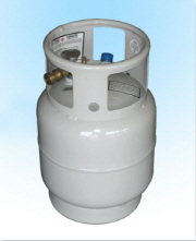Steel Propane Gas Tank
