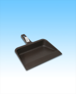 Rubberized brown Dust PAN