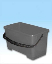 Microfiber Cleaning Bucket GREY