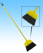 Large Angle Plastic Broom